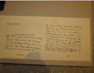 Món quà cảm động của nữ nhà báo Pháp Madeleine Riffaud gửi tới  Bác Hồ