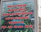 Hà Nội: Hàng chục pa nô tuyên truyền viết sai chính tả