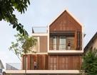 Biệt thự Long Biên nổi bật với kiến trúc khác lạ