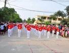 Hà Tĩnh: Hơn 500 học sinh trình diễn dân vũ đường phố