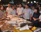 Bí thư Thăng: Không để băng nhóm tội phạm hoạt động trong chợ Bình Điền