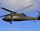 """Trực thăng """"Diều hâu đen"""" của Mỹ rơi xuống biển, 5 người mất tích"""