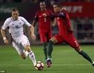 """Bồ Đào Nha tiếp tục thăng hoa trên vai """"người khổng lồ"""" C.Ronaldo?"""