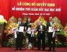 Đại học Huế có 2 Phó giám đốc mới