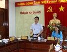Bộ trưởng Tư pháp làm việc với tỉnh An Giang