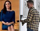 Brad Pitt lủi thủi một mình, Angelina Jolie và các con chu du khắp thế giới