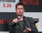 Brad Pitt gày gò tái xuất