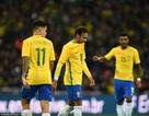 Tuyển Anh may mắn tìm được trận hòa trước Brazil