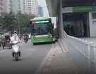 Người Hà Nội dần quen với bus nhanh BRT sau 1 tuần hoạt động