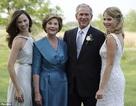 Ái nữ nhà Bush chia sẻ kinh nghiệm với hai tiểu thư nhà Obama khi rời Nhà Trắng
