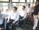 Buýt nhanh Hà Nội quá tải vào giờ cao điểm