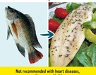 9 loại cá quen thuộc nhưng không nên ăn quá nhiều