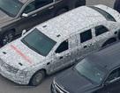 Limousine bọc thép của ông Trump dài hơn cả SUV cỡ lớn