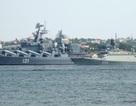 11 tàu chiến mang Kalibr tới Tartus: Mỹ, NATO lo lắng