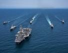 Tàu chiến Mỹ va chạm với tàu cá Hàn Quốc trong tập trận