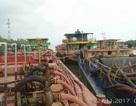 Bộ đội biên phòng bắt nhiều vụ khai thác cát lậu ở Cần Giờ