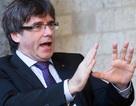 Lãnh đạo Catalonia đối mặt nguy cơ ngồi tù 30 năm