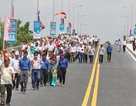 Khánh thành cầu 800 tỷ đồng nối liền biên giới Việt Nam - Campuchia
