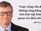 """Những câu nói truyền cảm hứng """"để đời"""" của các tỷ phú hàng đầu thế giới"""