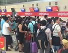 Thực hư chuyện nhiều chuyến bay ở Nội Bài bị chậm vì nhân viên check in đình công