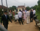 Vụ chặn xe dâu đòi nợ: Trưởng thôn nhận lỗi và tiếp tục công tác