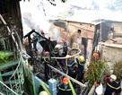 Cháy nhà trong hẻm, một người tử vong