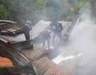 Cháy lớn tại cơ sở sản xuất hương trầm