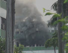 Cháy kho lưu trữ hồ sơ trong Công ty PouYuen