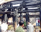 Ngôi đình gần 350 tuổi bị hỏa hoạn thiêu rụi