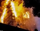 Cháy tháp 24 tầng ở London: Ít nhất 6 người chết, hơn 70 người bị thương