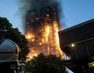 """Những """"người hùng"""" trong vụ cháy tháp 24 tầng ở London"""