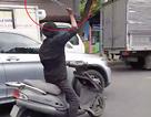 Nghi can cầm mã tấu chém hàng loạt xe ô tô ở Sài Gòn ra trình diện