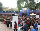 Hàng nghìn người chen chân tại Hội chợ Du lịch Quốc tế 2017