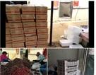 Cherry Trung Quốc giá rẻ bán công khai 120.000 đồng/kg