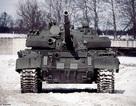 """Nga """"biếu"""" quân đội Syria lô xe tăng chiến đấu chủ lực T-62M đầu tiên"""