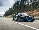 Xem siêu xe Bugatti Chiron tăng tốc lên 400 km/h