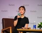 Màn trả lời phỏng vấn dí dỏm của nữ tỷ phú USD đầu tiên tại Việt Nam