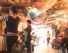 Khu chợ độc đáo có nhiều người lao động yêu thể dục tại Hà Nội