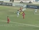 Cầu thủ khiến thủ môn Indonesia thiệt mạng từng đá ở V-League