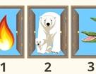 Câu đố thử trí thông minh: Bạn chọn cánh cửa nào để được tự do?