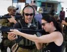 """Khóa huấn luyện """"chống khủng bố"""" hút khách du lịch ở Israel"""