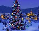 Vì sao lễ Giáng sinh nhất định phải có cây thông?