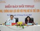 Chủ tịch Đà Nẵng đối thoại về phòng chống bạo lực với phụ nữ, trẻ em gái