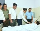 Chủ tịch Hà Nội thăm nữ công nhân bị hành hung