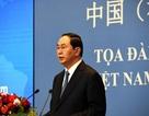 Chủ tịch nước: Trung Quốc là đối tác thương mại lớn nhất của Việt Nam hơn 10 năm qua