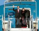 Chủ tịch nước Trần Đại Quang lên đường thăm Liên bang Nga
