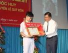 Bà Rịa-Vũng Tàu: Huy chương vàng Olympic Toán Quốc tế được thưởng cả tỷ đồng