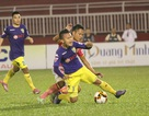 Tuyển thủ U20 Việt Nam bị giẫm đạp ở trận đấu Cần Thơ-Hà Nội