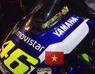Lần đầu tiên cờ Việt Nam xuất hiện trên trường đua MotoGP thế giới