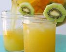 Công thức pha chế cocktail Sangria từ dứa - xoài - kiwi siêu ngon